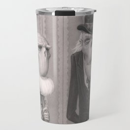 Isaiah and Bartholomew Travel Mug
