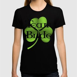 Team Bride Celtic T-shirt