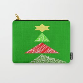 The Topsy Turvy Christmas Tree Carry-All Pouch