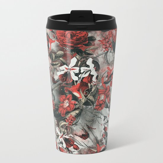 Botanical Garden VSF30 Metal Travel Mug