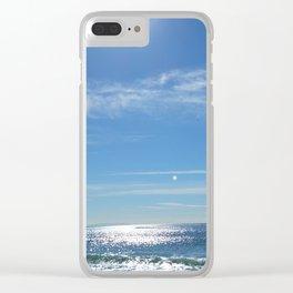 Summer Air Clear iPhone Case