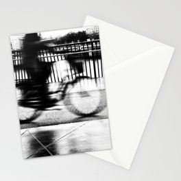 Pizza By Bike Stationery Cards