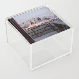 Morning in Lofoten Acrylic Box