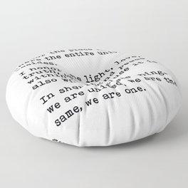 Namaste, Namaste Meaning, Namaste Definition Floor Pillow