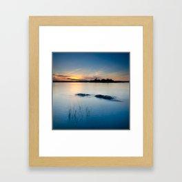 Monument Bay-2 Framed Art Print