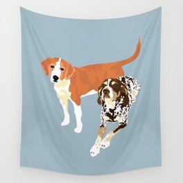 Lucy and Ricky Wall Tapestry