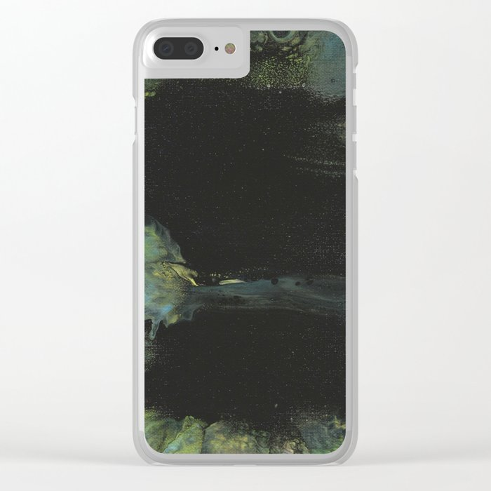 157 Clear iPhone Case