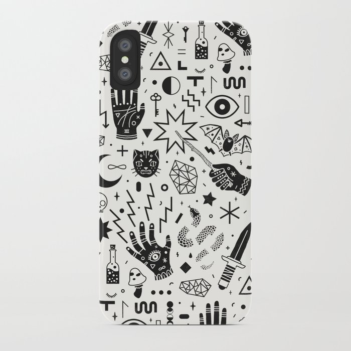 Witchcraft II iPhone Case