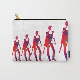 SUPER WOMEN Carry-All Pouch