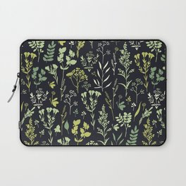 Green herbs Laptop Sleeve