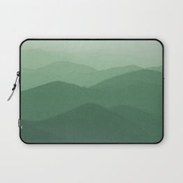 Hunter Mountain summer Laptop Sleeve