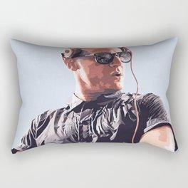 Dj Snake Rectangular Pillow