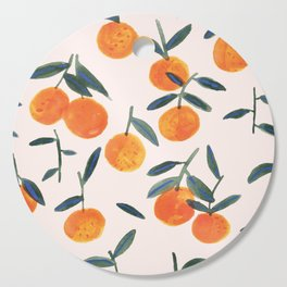 Clementines Cutting Board