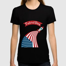 Patriot Day - September 11 - Send the best Wish to those who suffered T-shirt