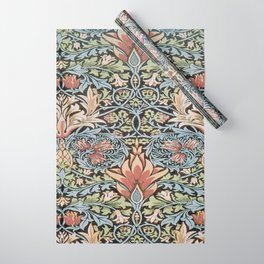 Art work of William Morris 6 Wrapping Paper