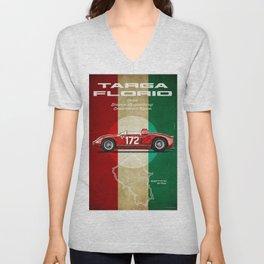 Targa Florio Vintage Unisex V-Neck