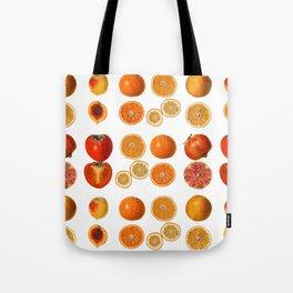 Fruit Attack Tote Bag