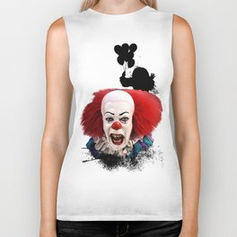 Pennywise the Clown: Monster Madness Series Biker Tank