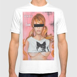 Here Kitty Kitty T-shirt