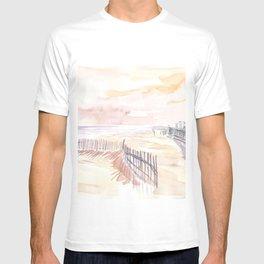 Rockaway Beach in Queens New York T-shirt