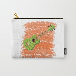 Crazy Uke Player Carry-All Pouch