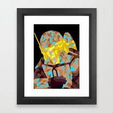 Jango Framed Art Print