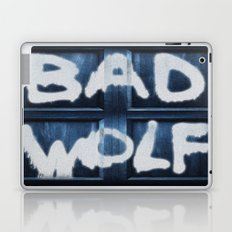 DOCTOR WHO SERIES / BAD WOLF Laptop & iPad Skin