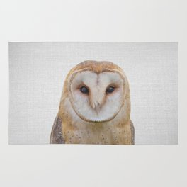 Owl - Colorful Rug