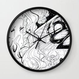 FALL FROM GRACE Wall Clock