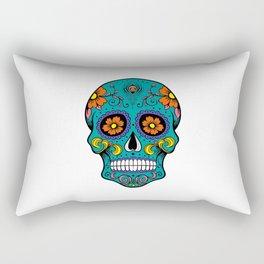 High Skull ||I|| Rectangular Pillow