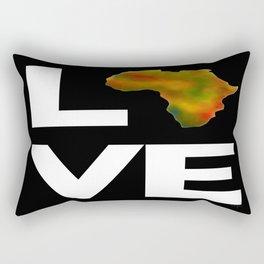 Motherland Love Rectangular Pillow