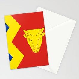 flag of Birmingham Stationery Cards