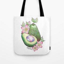 Avocrystal Tote Bag