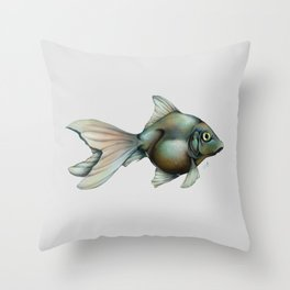 My Mother is a Fish Throw Pillow
