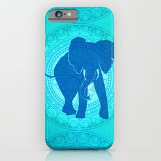 Turquoise Elephant  Slim Case iPhone 6s