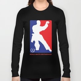 World Mantis Brotherhood Long Sleeve T-shirt