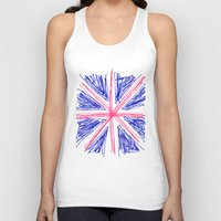 uk Tank Tops featuring UK by R.Bongiovani