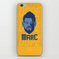 Marc Gasol iPhone & iPod Skin