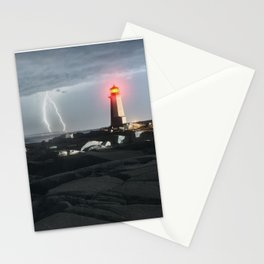 Luminous Discharge Stationery Cards