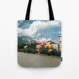 Rivers Flow Inn You | Innsbruck, Austria Tote Bag