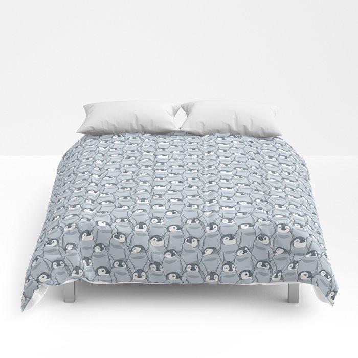 Baby Penguins Comforters
