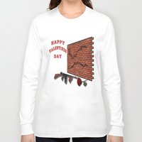 valentines Long Sleeve T-shirts featuring Valentines Day by designx79
