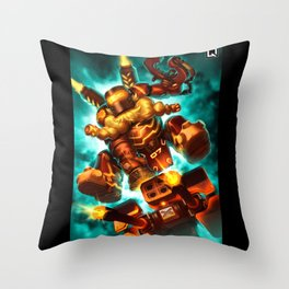 torbjorn over Throw Pillow
