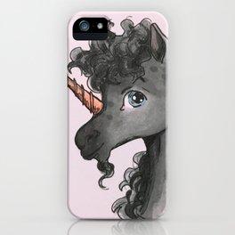 Highland Unicorn  iPhone Case