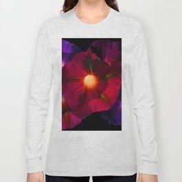 Morning Glory V Long Sleeve T-shirt