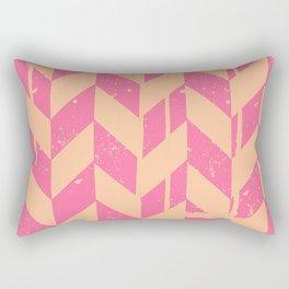 Glam Rock Rectangular Pillow