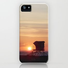 Your life duty set off guard iPhone Case