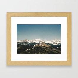 Desert Dreams 4 Framed Art Print