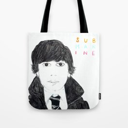 Oliver Tate Submarine Tote Bag