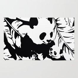 PANDA  MAMA AND ME Rug